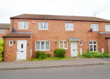 Thumbnail 2 bedroom town house to rent in Carty Road, Hamilton, Leicester