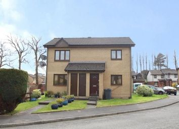 Thumbnail 2 bed flat for sale in Greenlaw Crescent, Paisley, Renfrewshire