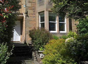 Thumbnail 2 bed flat for sale in Abinger Gardens, Edinburgh