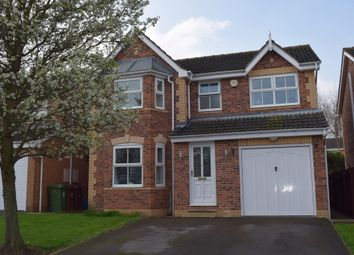 Thumbnail 4 bed detached house to rent in Troon Way, Thornes, Wakefield