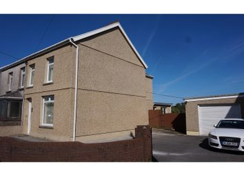 Thumbnail 3 bed semi-detached house for sale in Cross Hands Road, Llanelli