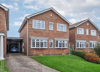 Thumbnail 4 bed detached house for sale in Monks Close, Broxbourne, Hertfordshire
