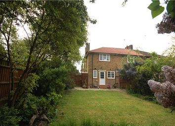 Thumbnail 2 bed semi-detached house to rent in Torwood Road, Putney, London