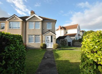 Thumbnail 3 bedroom semi-detached house for sale in Wells Road, Whitchurch, Bristol
