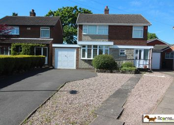 Thumbnail 3 bed detached house for sale in Canning Road, Walsall
