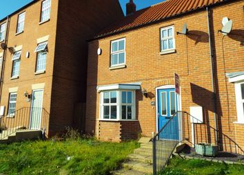 Thumbnail 3 bed semi-detached house to rent in Newbridge Hill, Louth