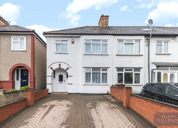 Thumbnail 3 bed end terrace house for sale in Headstone Drive, Harrow, Middlesex