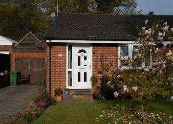 Thumbnail 2 bed semi-detached bungalow for sale in Dudley Close, Whitehill, Bordon