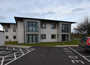 Thumbnail 2 bed flat for sale in Bishop View, Kinross