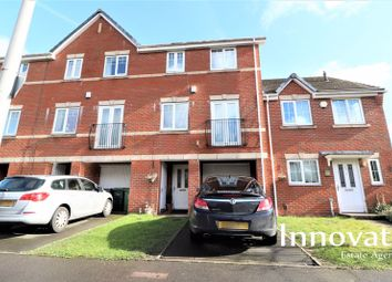 Thumbnail 4 bed terraced house to rent in Meyrick Road, West Bromwich