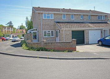 Thumbnail 3 bed semi-detached house for sale in The Pantiles, Victoria Road, Fordingbridge