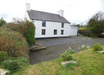 Thumbnail 3 bed detached house for sale in Brynteg, Benllech, Anglesey, North Wales