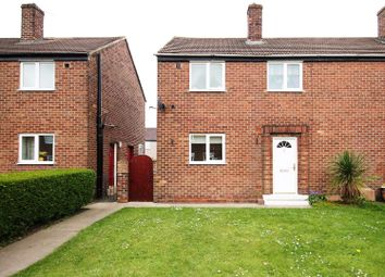 Thumbnail 2 bed semi-detached house for sale in Tunstall Avenue, Bowburn, County Durham