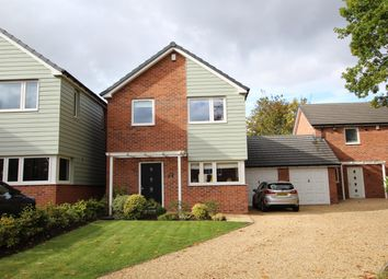 Thumbnail 4 bed detached house for sale in Shooters Hill, Sutton Coldfield