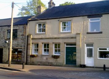 Thumbnail 2 bed terraced house for sale in Market Place, St John's Chapel, Co. Durham