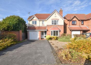 Thumbnail 4 bed detached house for sale in Keswick Close, Gamston, Nottingham