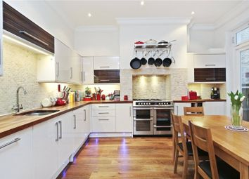 Thumbnail 3 bed flat to rent in Salusbury Road, London