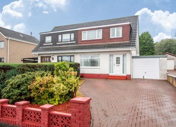 Thumbnail 3 bed semi-detached house for sale in Craigvicar Gardens, Mount Vernon, Glasgow