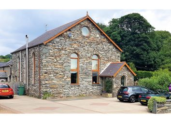 Thumbnail 7 bed detached house for sale in Pentrefelin, Criccieth