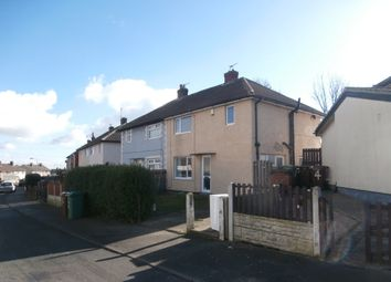 Thumbnail 3 bedroom semi-detached house for sale in Attlee Avenue, Havercroft