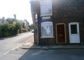 Thumbnail 2 bed terraced house to rent in Black Road, Macclesfield
