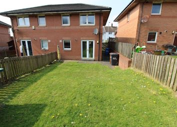 Thumbnail 2 bed semi-detached house for sale in Cook Road, Balloch, Alexandria, West Dunbartonshire