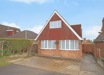 Thumbnail 4 bedroom detached house for sale in Woodland Avenue, Overstone, Northampton