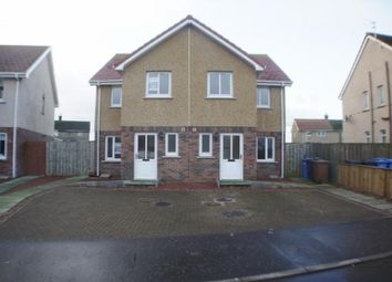 Thumbnail 3 bed semi-detached house for sale in Ardoch Crescent, Stevenston, North Ayrshire