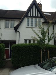 Thumbnail 4 bed terraced house to rent in Dingwall Gardens, Golders Green