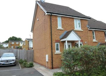 Thumbnail 2 bed terraced house for sale in Thorncliffe Way, St Dials, Cwmbran