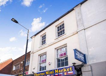 Thumbnail 3 bed maisonette for sale in Market Place, Thorne, Doncaster