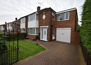 Thumbnail 3 bed semi-detached house for sale in Lyon Road, Pontefract