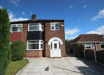 Thumbnail 3 bed semi-detached house for sale in Wentworth Drive, Sale