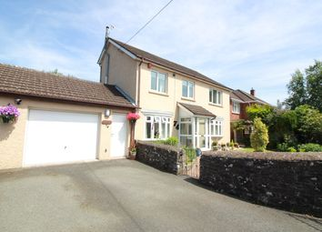Thumbnail 4 bed detached house for sale in North Street, Abergavenny