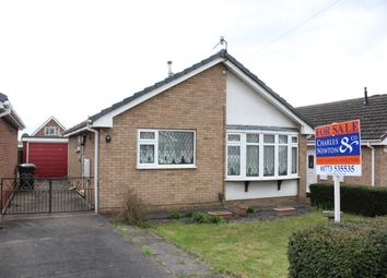 Thumbnail 2 bed bungalow for sale in Dunster Road, Newthorpe