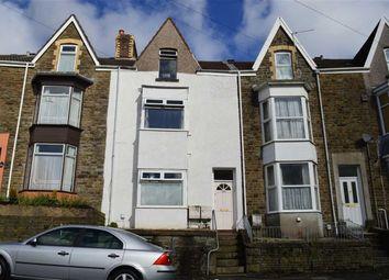 Thumbnail 4 bedroom terraced house for sale in Cromwell Street, Swansea