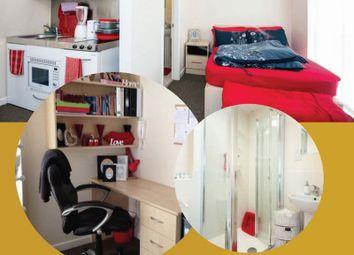 Thumbnail Studio to rent in Harold Road, Edgbaston, Birmingham