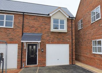 Thumbnail 2 bed mews house to rent in Matthews Close, Stockton Brook, Stoke-On-Trent