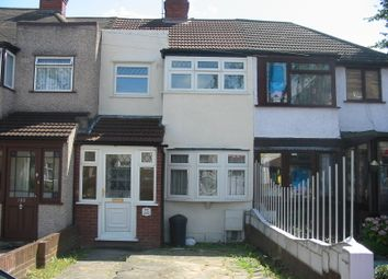 Thumbnail 2 bed terraced house to rent in Elm Park Avenue, Hornchurch