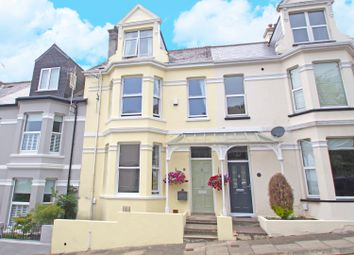 Thumbnail 5 bed town house for sale in Gleneagle Road, Mannamead, Plymouth