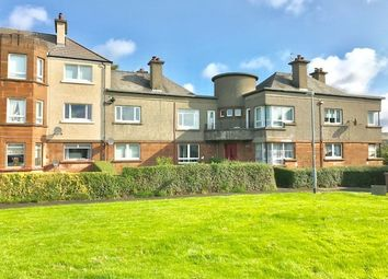 Thumbnail 2 bed flat for sale in Cockels Loan, Renfrew