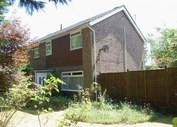 Thumbnail 3 bedroom terraced house for sale in Bramhall Rise, Duston, Northampton