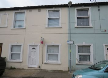 Thumbnail 2 bed terraced house for sale in Somers Road, Southsea