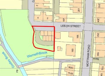 Thumbnail Commercial property for sale in Leech Street, Hyde