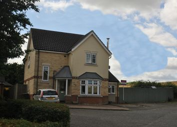 Thumbnail 4 bed detached house for sale in Hood Drive, Great Blakenham, Ipswich