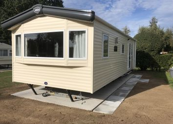 Thumbnail 2 bed mobile/park home for sale in Caravan Park, Harleston