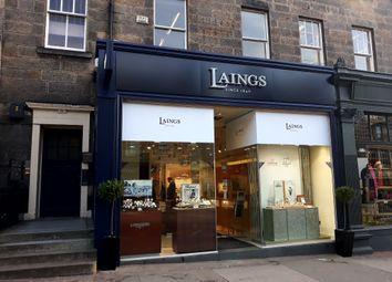 Thumbnail Retail premises to let in Frederick Street, Edinburgh