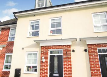 Thumbnail 4 bed terraced house for sale in Silverlea Road, Lostock Gralam, Northwich