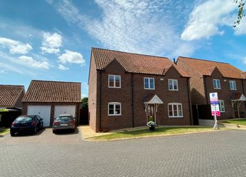 Thumbnail 4 bed detached house for sale in Ayrshire Way, Averham, Newark