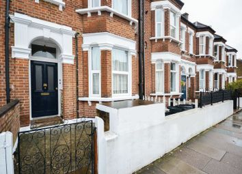 Thumbnail 3 bed flat to rent in Bickersteth Road, London